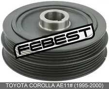 Crankshaft Pulley Engine 4Afe/5Afe/7Afe/8Afe For Toyota Corolla Ae11#