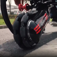 Rear Assistance Intelligent Power System Turn Wheelchiar to Electric Wheelchair