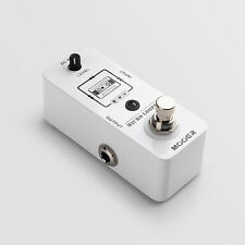 Mooer Micro Looper Effects Pedals Unlimited Overdubs 30 Minute Looping f Guitar