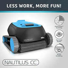 Dolphin Nautilus CleverClean robotic pool cleaner 99996113-US