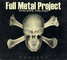 Full Metal Project Philippe Falcao Kosinus Production Library Music CD Album