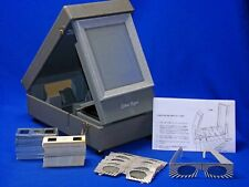 Vtg Stereo Royal Group Realist Slide Stereoviewer +3D Glasses Slides Instruction