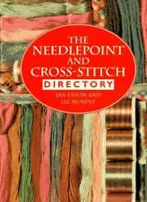 The Needlepoint and Cross-Stitch Directory By Stella Edwards. 9781853488481
