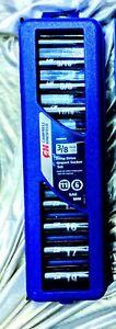 Campbell Hausfeld 3/8in Deep Drive mega Impact Socket Set 11pcs,New sale!!