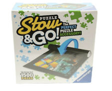 """Ravensburger Puzzle Stow & Go! Roll Up Storage Mat 46"""" x 26"""" 1500 Pc Sealed/New"""