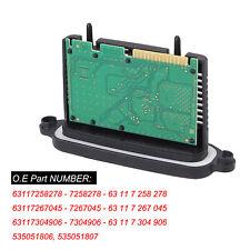 For BMW F10 F11 F07 Halogen Headlight TMS Driver Module OEM 7258278,7304906