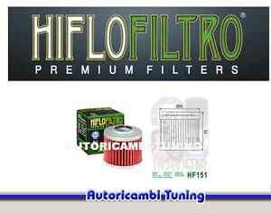 FILTRO OLIO HIFLO HF151 MOTO Aprilia Pegaso - 650 cc - anni: 1993 - 1996