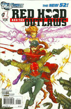 Red Hood and the Outlaws 1 Scott Lobdell Kenneth Rocafort 1st Print Robin N52 NM