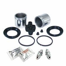 Ford Fiesta 2008-2012 2x Front brake caliper repair kits pistons guides PK341-2