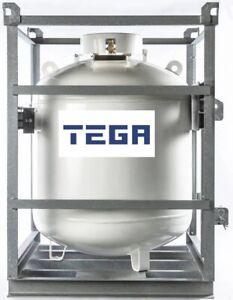 Flüssiggas Fass 320kg Propangas