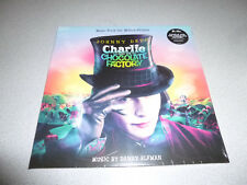 Est-Charlie and the Chocolate Factory - 2lp on Minty Marble VINILE // D. ELFMAN