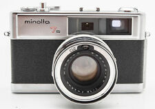 Minolta Hi-Matic 7s Sucherkamera Kamera Analogkamera