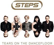 STEPS TEARS ON THE DANCEFLOOR CD (New Release April 21st 2017)