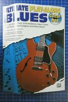 Ultimate Play along Blues Guitar Trax mit CD H-282