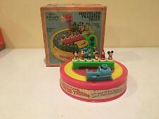 Walt Disney Disneyland Transfer Train By Marx Vintage Mickey Mouse 1972 Rare