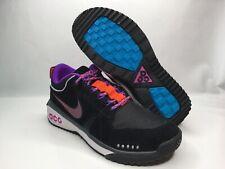 Nike ACG Dog Mountain, Black Purple Orange Men's Trainers US10, UK9, EUR44