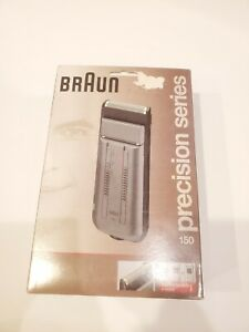 Braun Precision Series 150 Rechargable Shaver like 1507 4000 4501