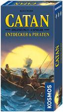 die Siedler Von Catan Ergänzung Entdecker & Piraten Kosmos