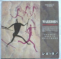 "FRANKIE GOES TO HOLLYWOOD - Warriors (Twelve wild disciples mix) - 12""-Maxi"