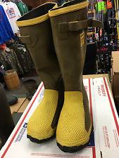 SERVUS RANGER STEEEL TOE MEN'S SIZE 7  Metatarsal Guard Boot WATERPROOF USA MADE