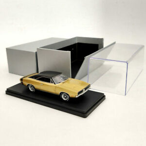 1:43 Dodge Charger R/T 426 Hemi (XS29) 1969 Resin Limited Models - gold