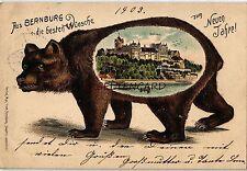 Kartenmaterial vor 1914 mit dem Thema Burg & Schloss