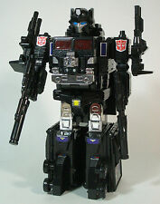 Rare TAKARA TRANSFORMERS G1 NUCLEON QUEST SUPER CONVOY Toysarus Limited Edition