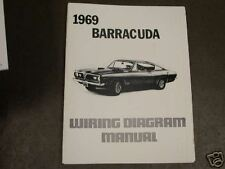 1969 plymouth barracuda wiring diagram trusted wiring diagrams \u2022 1967 oldsmobile cutlass wiring diagram repair manuals literature for plymouth barracuda ebay rh ebay com 1967 plymouth barracuda wiring diagram 1968 plymouth barracuda