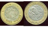 MEXIQUE 10  pesos 1998