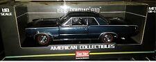 1965 PONTIAC GTO HARD TOP Diecast 10 inch SUNSTAR 1:18 AMERICAN SS 1809 GOLD