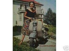 Älteres Blechschild Oldtimer Motorroller NSU Lambretta Reklame gebraucht used