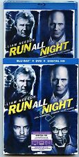 Run All Night Bluray/DVD, 2-Disc Set + Digital HD/UV - NEW SEALED w/Slipcover