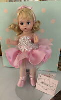"Madame Alexander 8"" Ballerina 'Twirling Pink Wendy' Doll With Box"