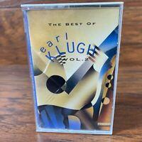 The Best Of Earl Klugh Volume 2 Cassette Tape New Sealed