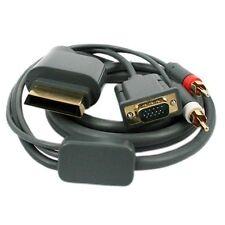 VGA AV Cable for Xbox 360