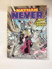 NATHAN NEVER N.43 IL RITORNO DI RAVEN - ORIGINALE  - BONELLI -