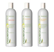 Encanto Keratin Brazilian Hair Treatment Blow Dry Hair Straightening KIT 3x236ml