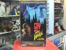 Cry in the Wild VHS