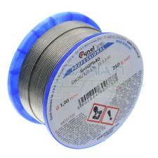 SOUDURE 1mm 500G PB38 SN60 CU2 51067 100150