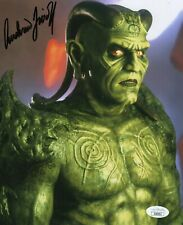 "Andrew Divoff Autograph Signed 8x10 Photo - Wishmaster ""Djinn"" (JSA COA)"