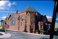 historic structures-Churches-First United Methodist Ch. @ Altoona Pa.Fuji slide