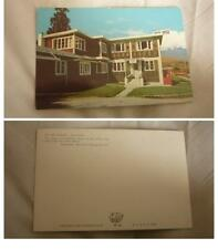 Old New Zealand Postcard, The Bottlehouse Motel, Queenstown