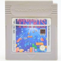 TETRIS | Nintendo Game Boy Spiel | GameBoy Classic Modul | Akzeptabel