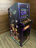 New Purple Cabaret Arcade Machine, Upgraded!