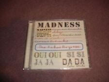 Madness 'Oui Oui Si Si Ja Ja Da Da CD SEALED