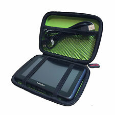"5"" In-Car Sat Nav Navigation GPS Case For TomTom GO LIVE Camper & Caravan"