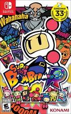Super Bomberman R Switch [Factory Refurbished]