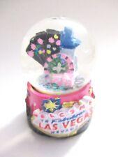 Las Vegas Snow Ball Welcome Sign Souvenir Nevada USA (942)