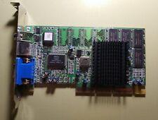 Tarjeta gráfica ATI graphic card r128p2 sd32m 128mb