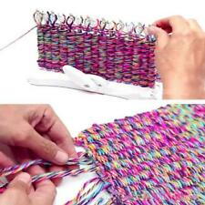 Scarf Knitting Machine Loom Knitter Scarves DIY Knit Tools Wool Yarn Board Best